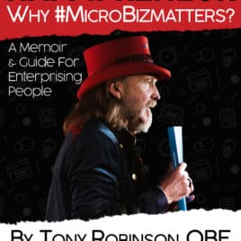 The Happipreneur – Why #MicroBizMatters